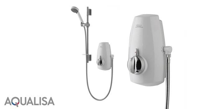 Aqualisa Aquastream Thermostatic Power Shower