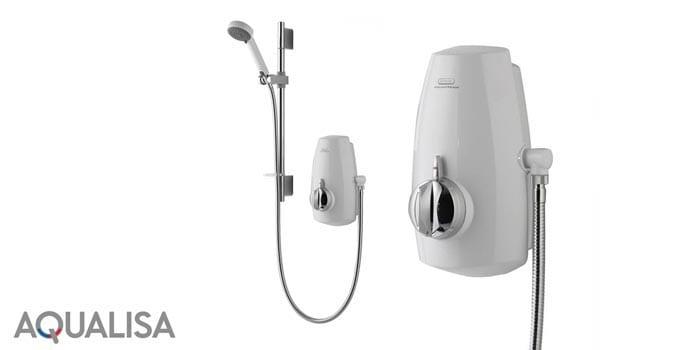 Aqualisa Aquastream Power Shower