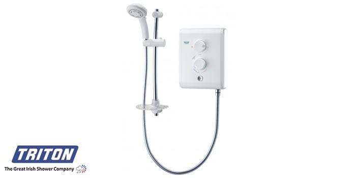 Triton T80Z Mains Fed Electric Shower