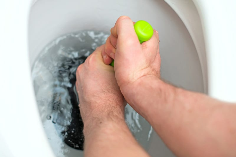 What to do When the Toilet will not Flush Properly