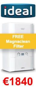 Ideal Logic 15 KW System Boiler