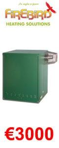 Firebird Enviromax Heatpac C26 Oil Boiler