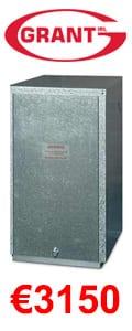 Grant Euroflame External Module 26 – 36 KW Oil Boiler