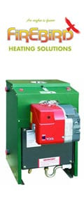 Firebird Enviromax Popular C35 Oil Boiler
